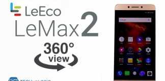 LeEco LeMax 2 - 360 Degree View