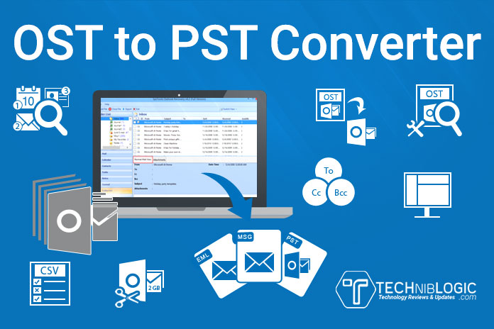 OST to PST Converter: Recover OST File and Migrate OST ...