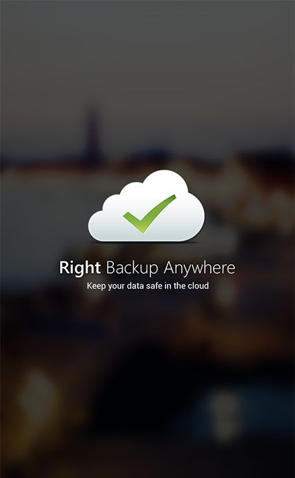 Right Backup Review Secure Cloud Backup 1 - techniblogic