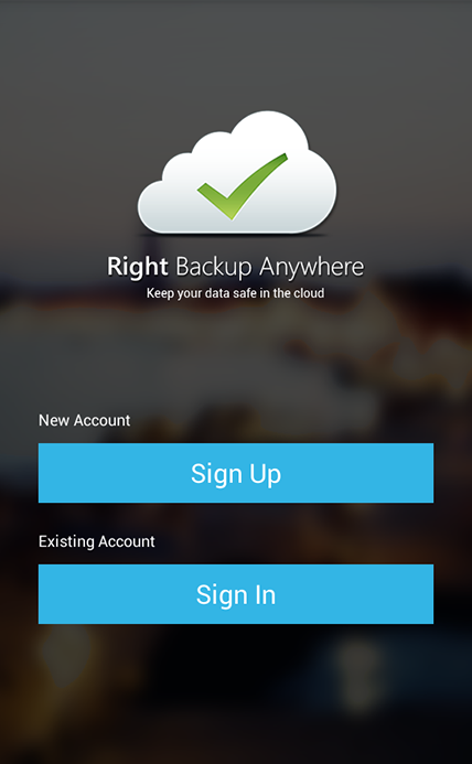 Right Backup Review Secure Cloud Backup 2 - techniblogic