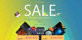 Super Deals on Geekbuying Anniversary Sale techniblogic