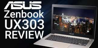 Asus Zenbook UX303 Ultrabook Review