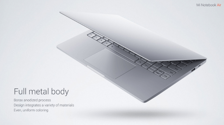 Xiaomi-Mi-Notebook-AIr 13inch techniblogic