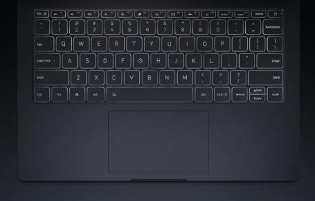 Xiaomi-Mi-Notebook-AIr-keyboard-techniblogic