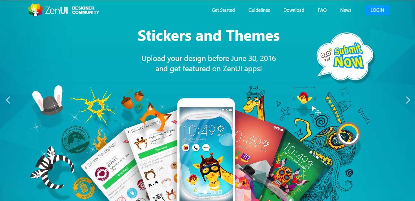 Design Zen Ui And Earn Money Techniblogic