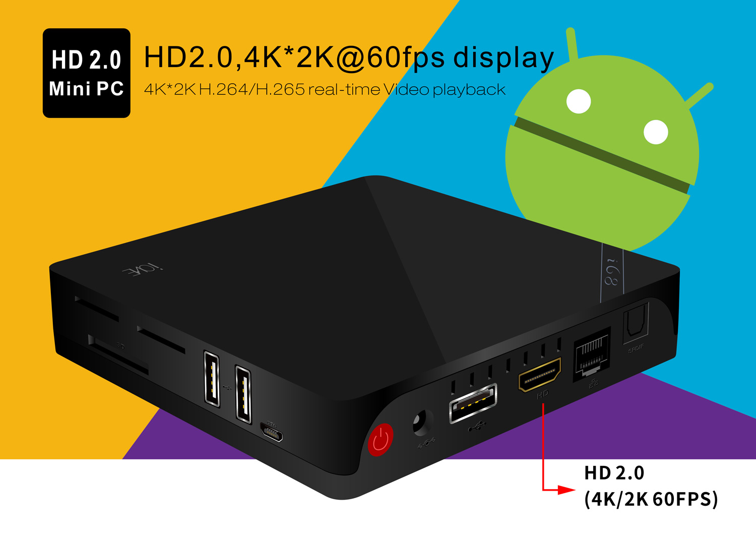 Beelink i68 4K TV Box - techniblogic