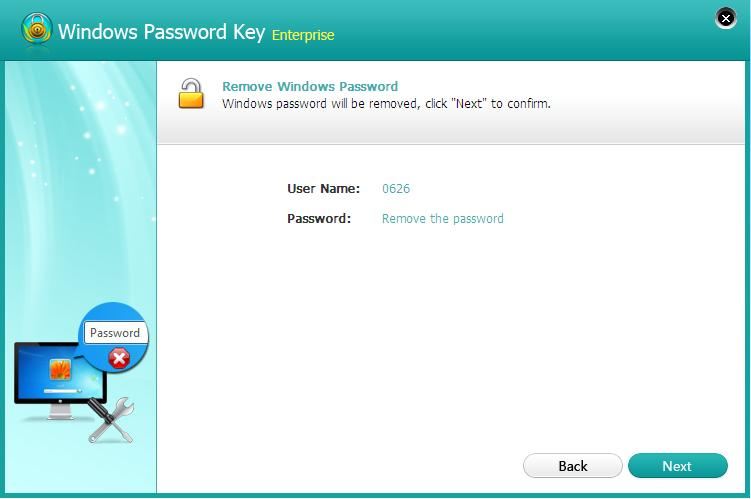 By pass windows password - techniblogic
