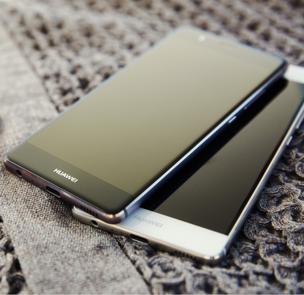 Huawei P9 with dual-lens camera
