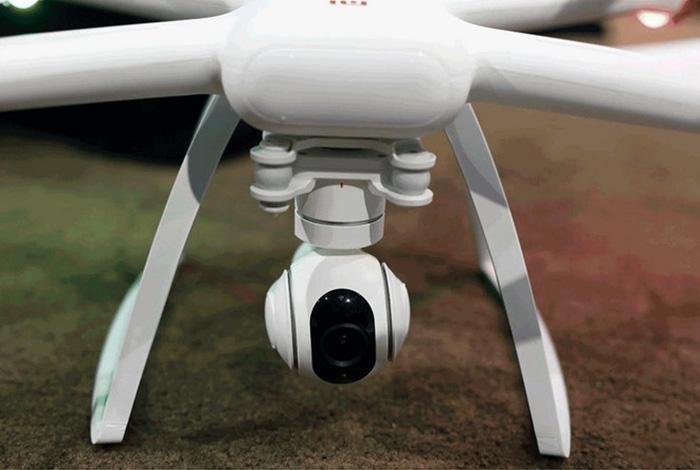 Mi Drone Sony camera-techniblogic