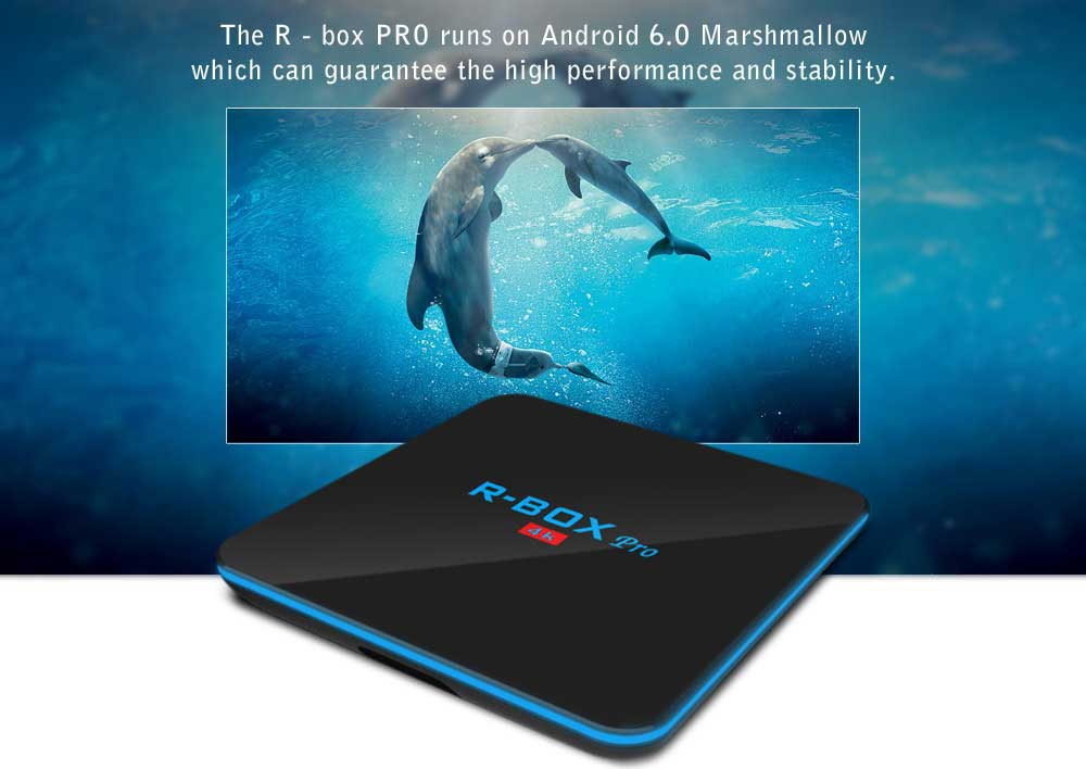 R Box Pro Tv Box Overview Best Android Tv Box