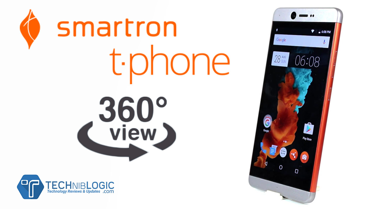 Smartron t.phone – 360 Degree