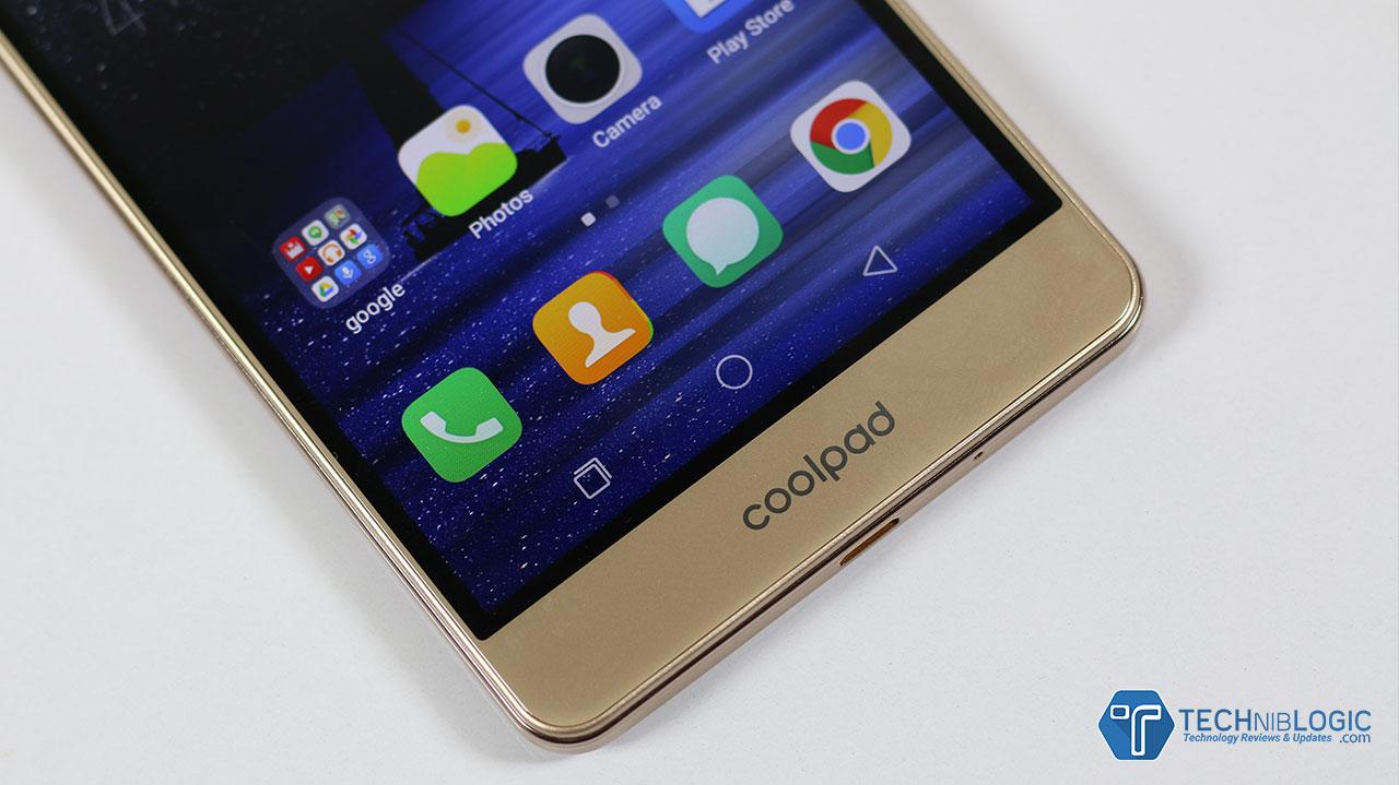 coolpad-mega-2.5D-techniblogic-front-logo
