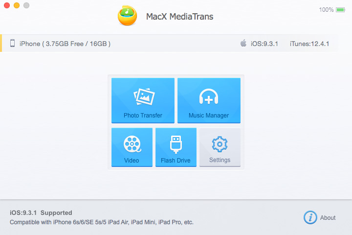 iPhone Tip - Backup iPhone Data with MacX MediaTrans