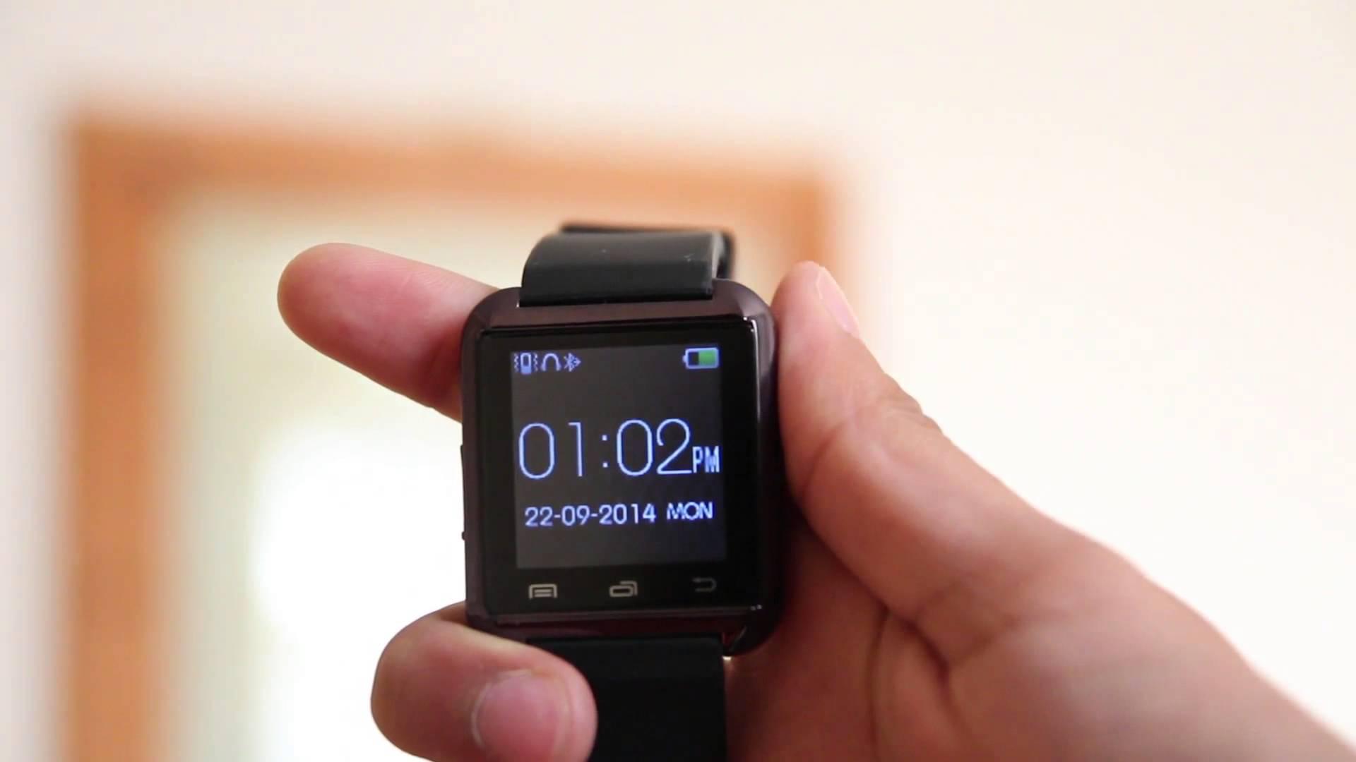 u8 Smartwatch cheapest smartwatch - techniblogic