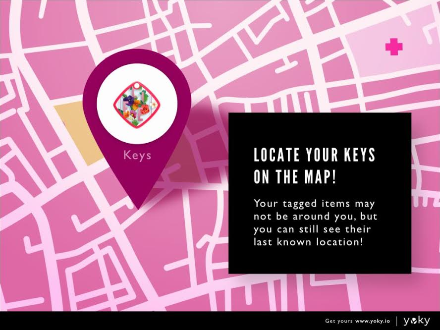 Locate Your Keys and Other items - Techniblogic