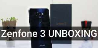 Asus Zenfone 3 Unboxing and First Impression Review!