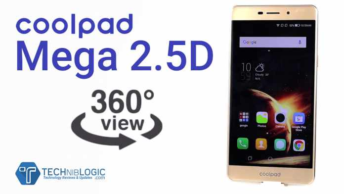 Coolpad Mega 2.5D