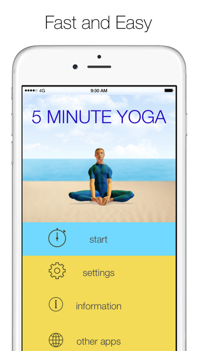 5 Mins Yoga