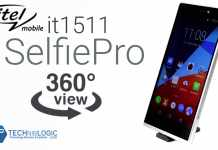 itel SelfiePro it1511 – 360 Degree View, 3D Image View