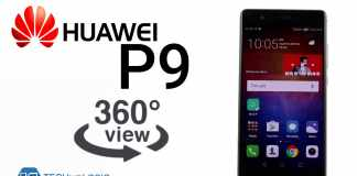 Huawei P9 – 360 Degree,3D view