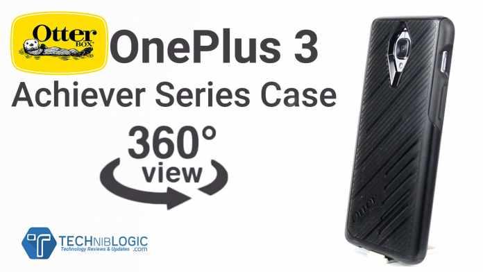 Otterbox OnePlus 3 Achiever Series Case