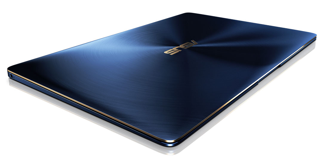 ASUS launches the portable Zenbook 3 ultrabook