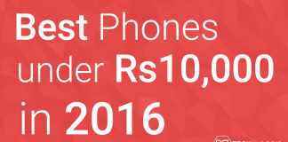 Best Phone under Rs10000