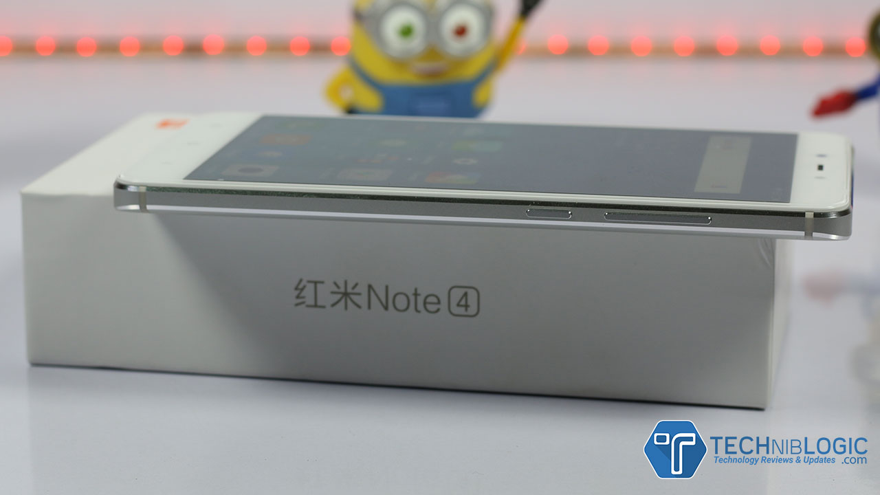 Xioami Redmi Note 4 techniblogic