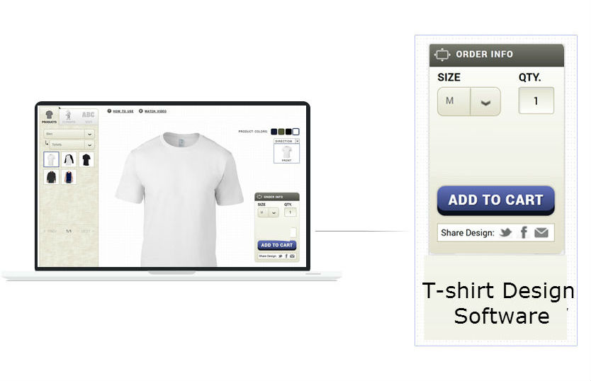 How Can E-commerce Business Benefit From T-shirt Design Software 2 techniblogic