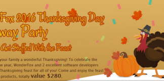 thanksgiving wondershare