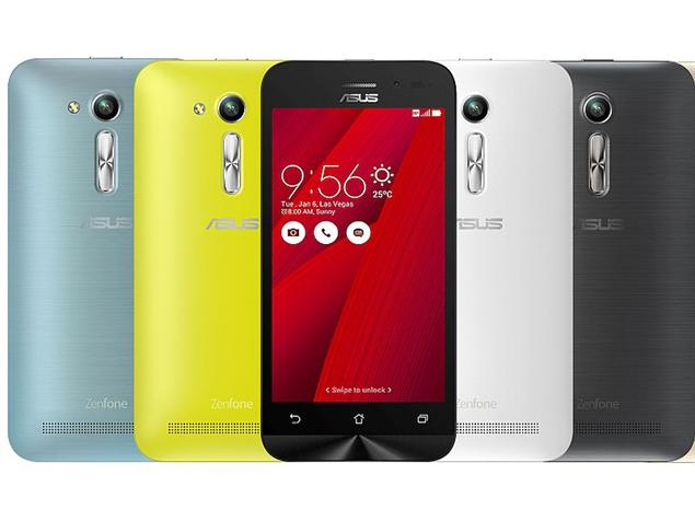 Asus Zenfone Go 4.5 LTE launched in India at Rs 6999