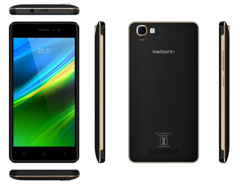 K9 Smart 4G Black ID