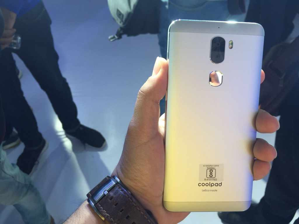 Coolpad Cool 1 with dual 13MP cameras, Snapdragon 652, 4GB RAM launched in India for Rs. 13999