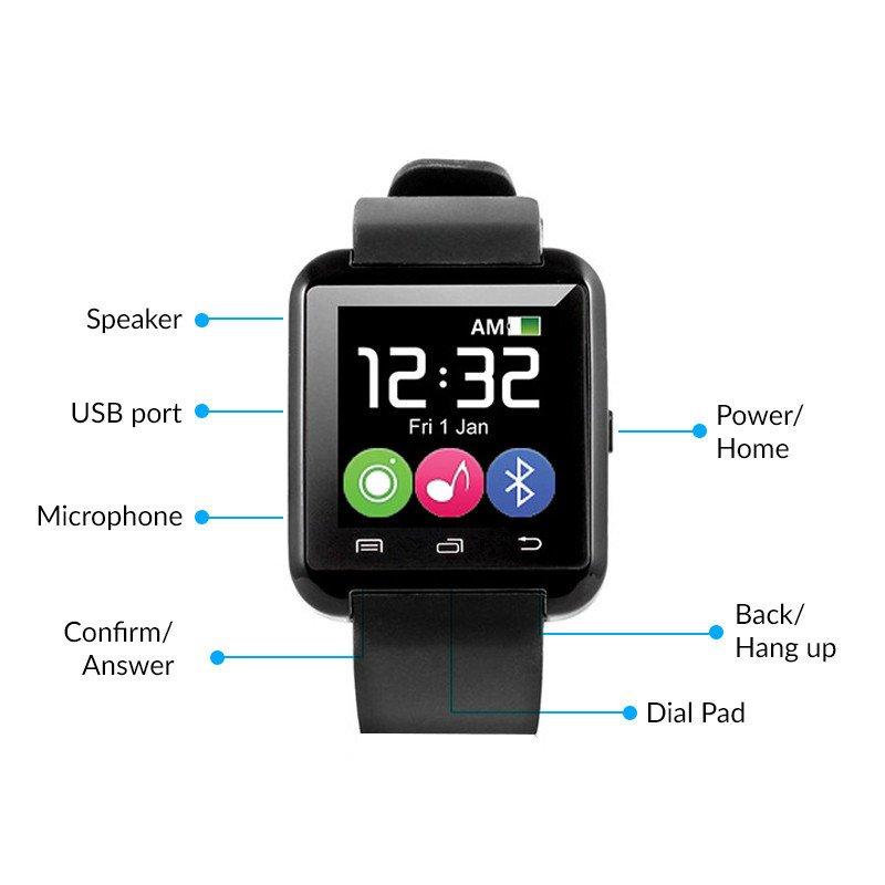 Hamee GoTech watch