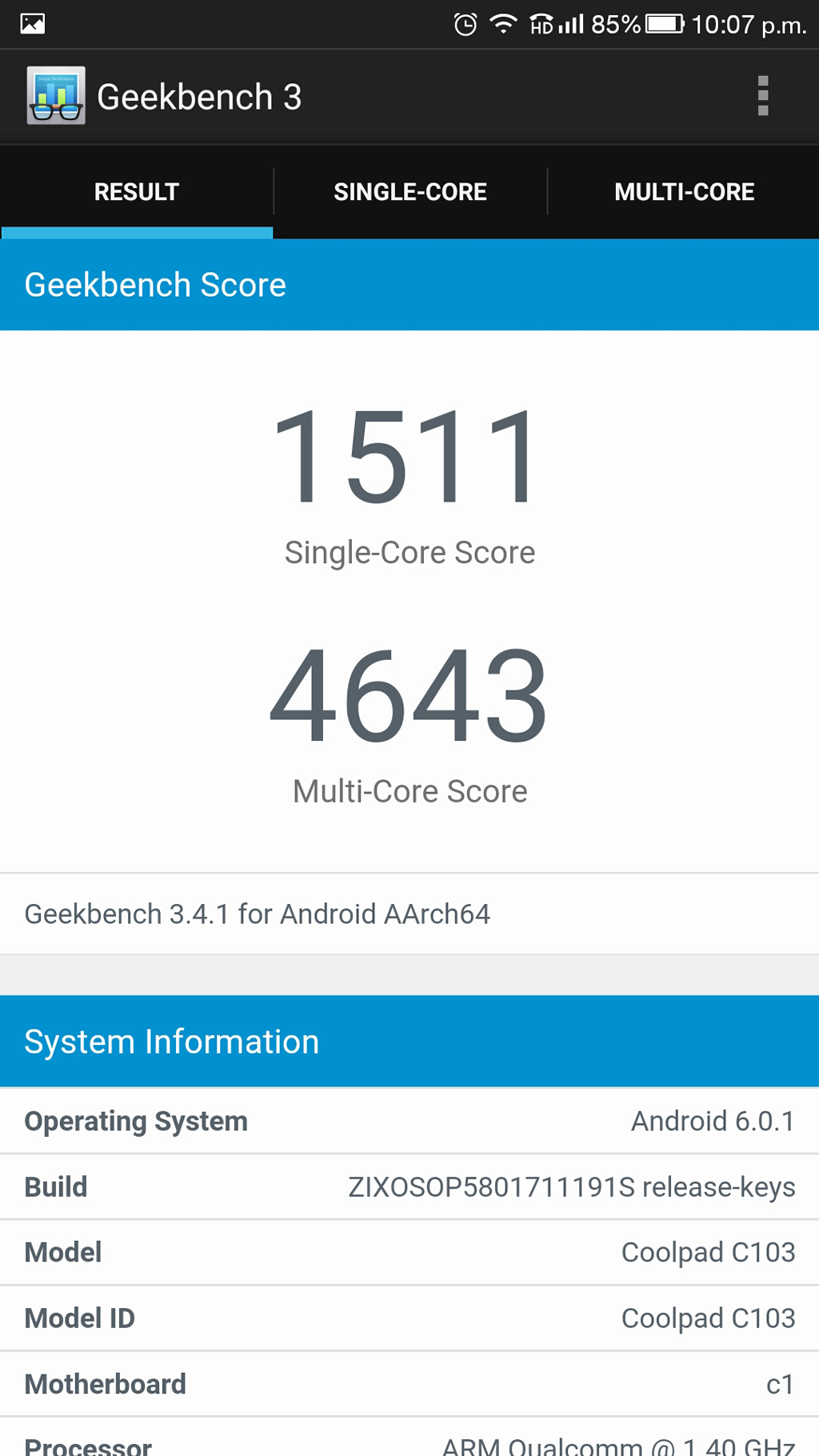 Coolpad Cool 1 Dual Review : Dual Camera in Budget 2