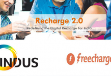 FreeCharge, Indus OS Partner to Launch Recharge 2.0 Platform