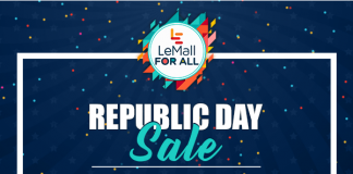Leeco LeMall announces Republic Day sale