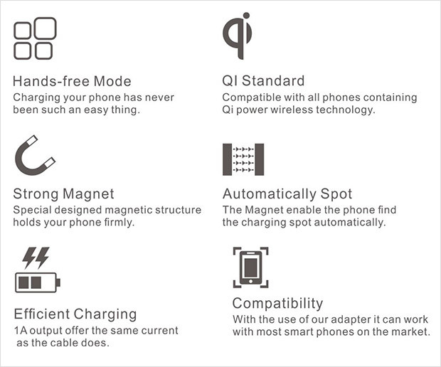 Wireless Charging for any Phone via MAGQI- Best Wireless Charging? 1