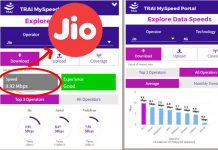Reliance Jio beats Vodafone, Airtel in 4G Download speeds, says TRAI