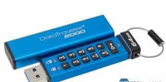 DataTraveler 2000 Secure USBs in India
