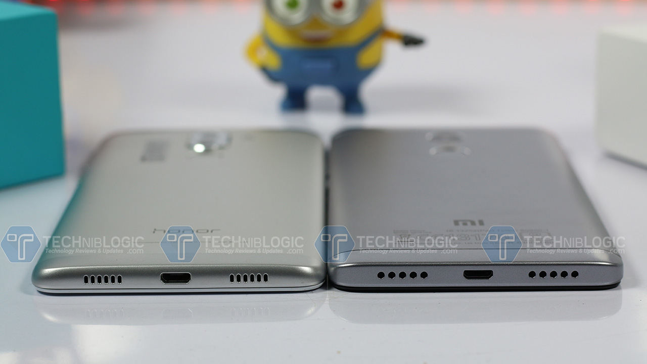 Honor6x-vs-Redmi-note-4-USB-port-techniblogic