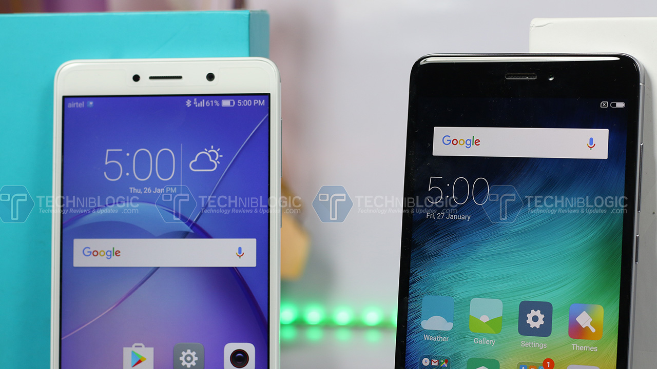 Honor6x-vs-Redmi-note-4-front-camera-techniblogic