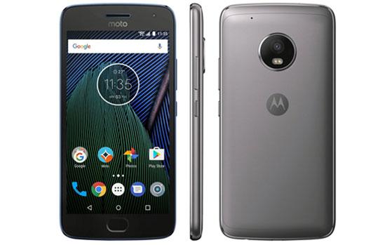 Motorola Moto G5 and G5 Plus