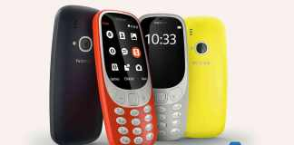 Nokia 3310 is back