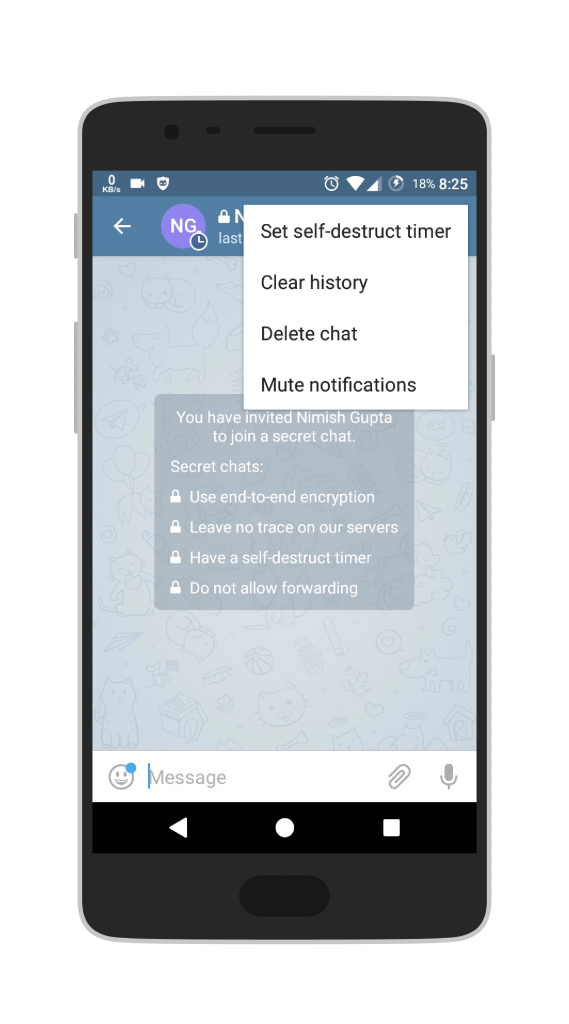 Top 10 Features of Telegram Messenger App techniblogic