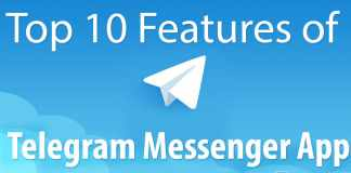 Top 10 Features of Telegram Messenger App