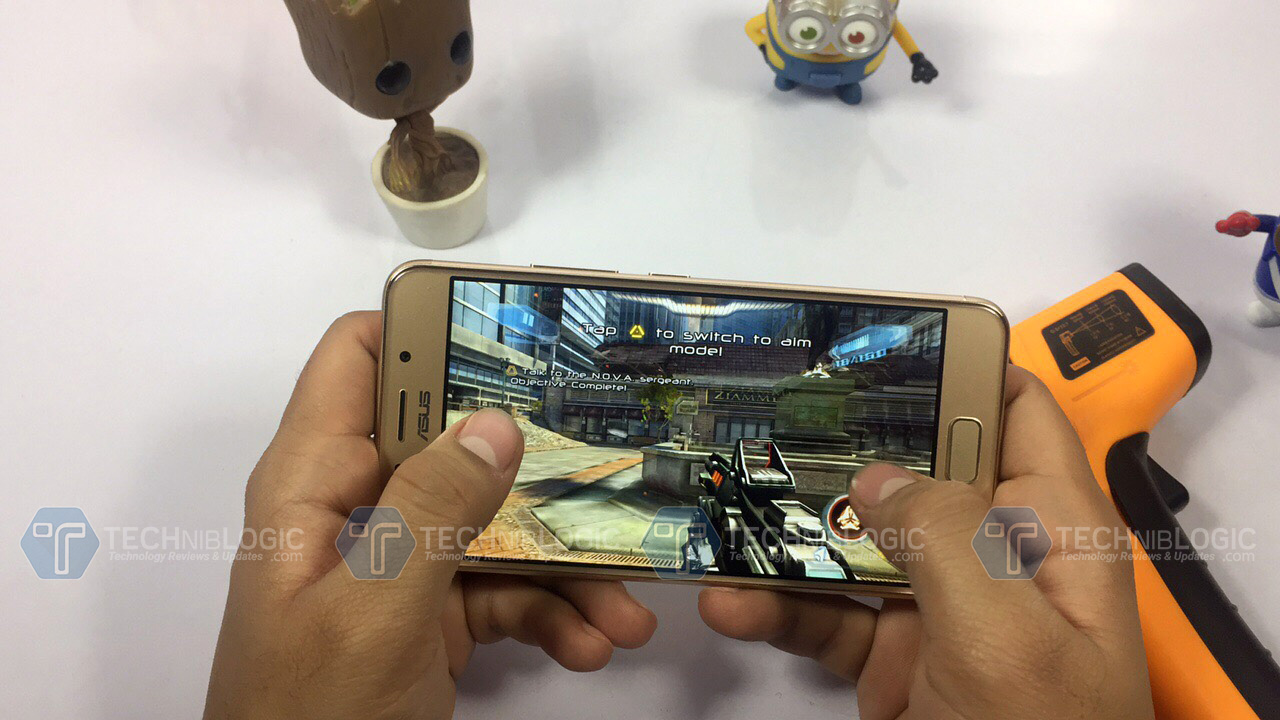 Asus Zenfone 3s Max Review : Battery Beast of 2017 4
