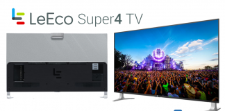 LeEco Super4 TV
