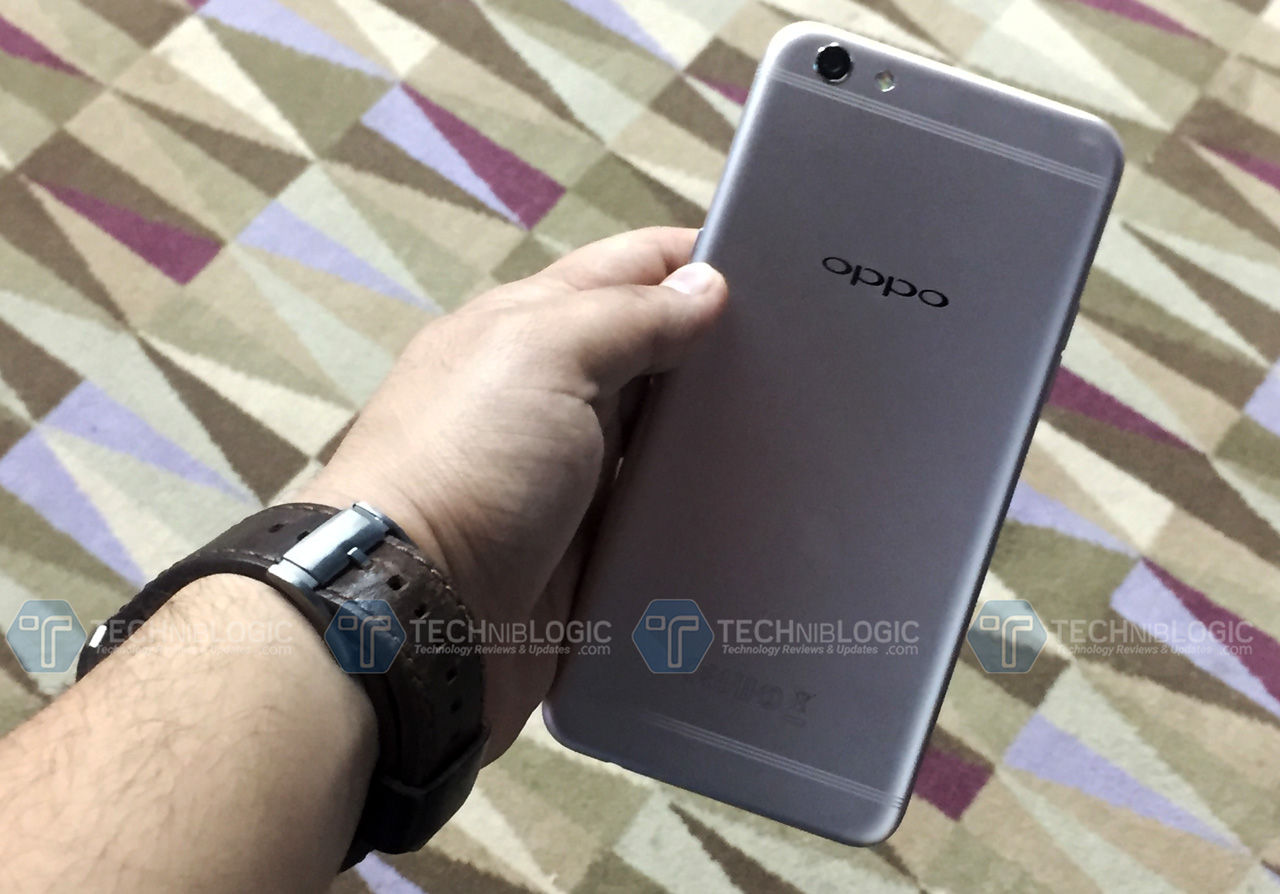Oppo-F3-plus-Selfie-Expert-gold-Color-Techniblogic