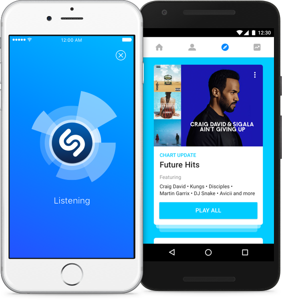 Shazam What Song Is This App